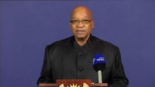 Nelson Mandela: Jacob Zuma Announces Death Of Anti-Apartheid Icon