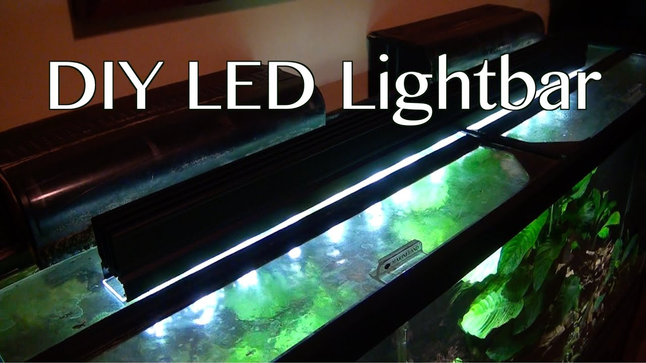 Diy Led Light Bar