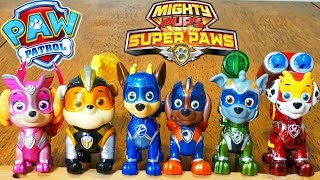 Paw Patrol Mighty Pups Super Paws Super Kitties Attack! New Pups Super Powers