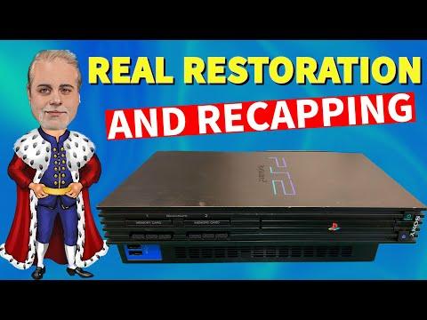 PlayStation 2 Restoration | Retro Repair Guy Episode 17