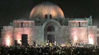 Coldplay - Sunrise/Church (Live at The Citadel, Amman) - Nov 2019