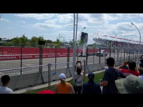 Toronto Indy F1 fatal crash 2017