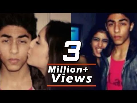 Spotted : Aryan Khan and Navya Naveli Nanda