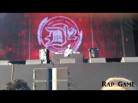 D12 (Live in Riga) Rap Game