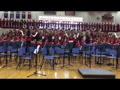 Scott County High School Marching Band - Star Wars / The Force Awakens