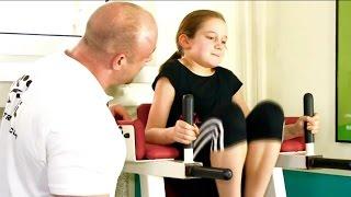 Kraftsport Verbot für Teenager - wann dürfen Kinder ins Sportstudio