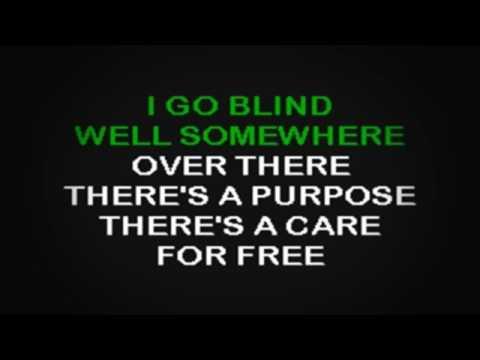 Sc2033 05 Hootie The Blowfish I Go Blind Karaoke Youtube