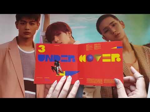 Unboxing SHINee 샤이니 6th Studio Album The Story Of Light EP.01