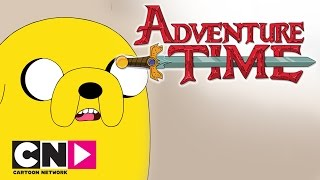 Adventure Time | That's Not Right | Cartoon Network