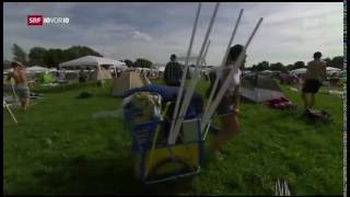 Download Open Air Frauenfeld 2016: Luxury Camping vs Hardcore Camping 10.07.2016 Mp3 and Videos