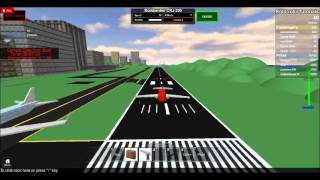 ROBLOX Tutorials - How to Takeoff and land a Bombardier CRJ-200.