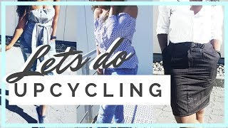 3 Upcycling DIY´s 😜 I Ashley Forsson