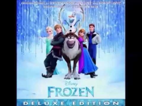 Frozen Deluxe OST - Disc 1 - 28 - Treason (Score)