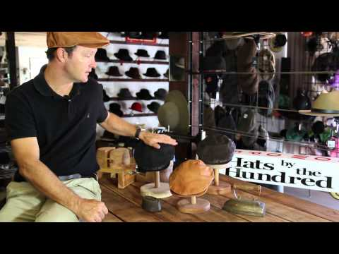 Jacaru Hats Kangaroo Leather Drivers Cap Review- Hats By The Hundred