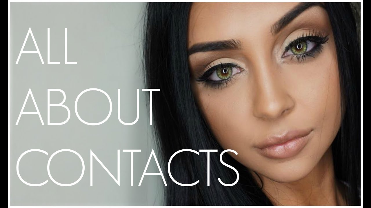 All About My Contacts Desio Contact Review Colorblend