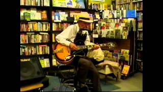 John Long - Mean Woman With The Green Eyes Live @ West Side Books on 6/4/14!