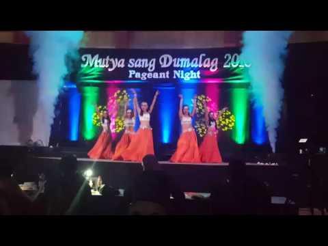 Belly Dance - Dumalag Music, Arts and Dance Studio (DMADS) Dancers @ Mutya Sang Dumalag 2016