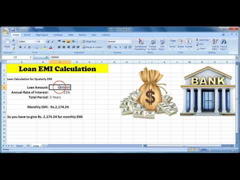 how-to-calculate-emi-of-a-loan-in-excel-|-how-to-calculate-loan-installment-in-excel