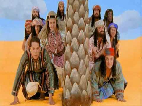 Joseph And The Amazing Technicolor Dreamcoat Movie Part 2