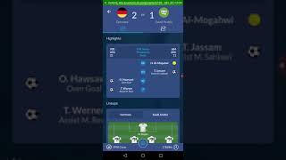 Niemcy vs Arabia Saudyjska