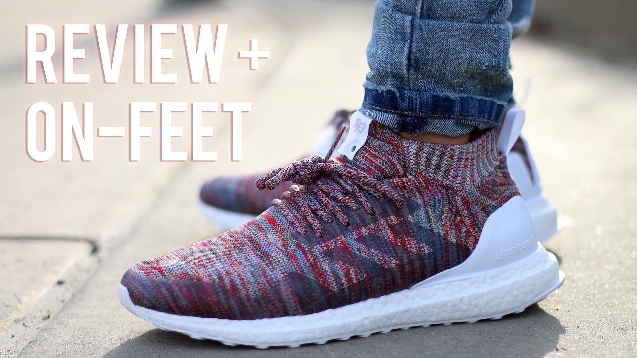 32032bcdf0a8e KITH x ADIDAS ULTRABOOST MID  Review + On-Feet  - YouTube
