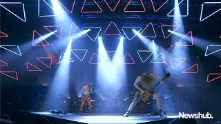 Alien Weaponry - Live at the Vodafone New Zealand Music Awards 2018