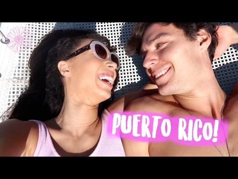 WE'RE IN PUERTO RICO!