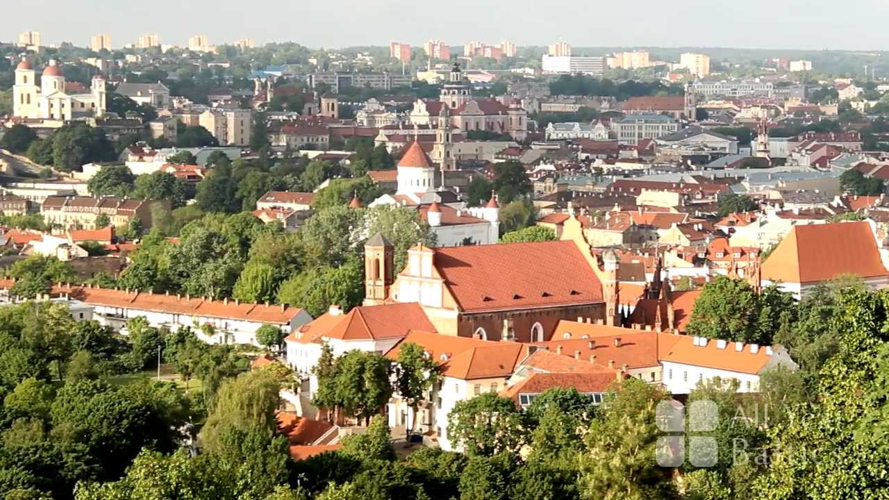 Vilnius Romantic Holidays - Travel to Lithuania