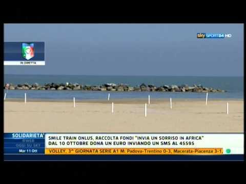 collegamento Sky Sport 24 da Pescara 11-10-2011