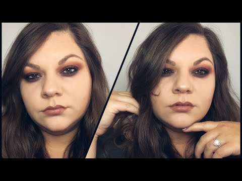 Brown Grunge Makeup Tutorial 🖤 thumbnail