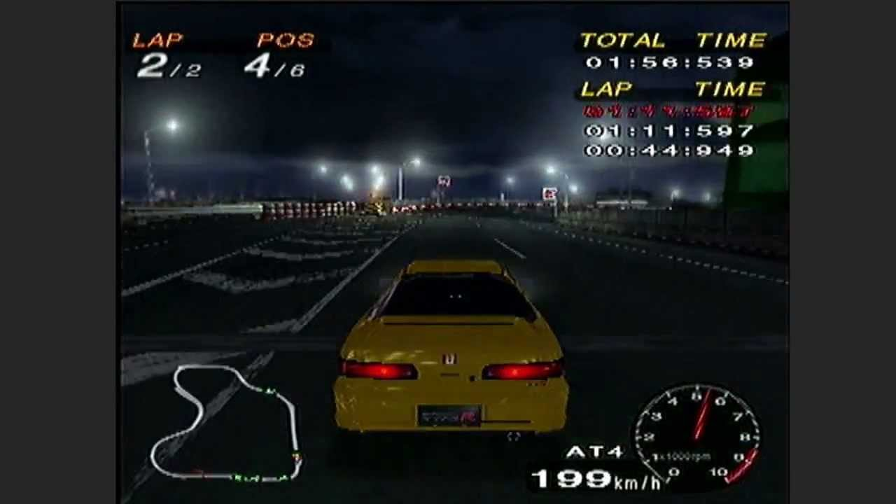 Driving Emotion Type-S Review for PlayStation 2 - SnakeOfBacon