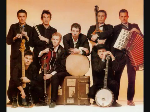 THE WILD ROVER  THE POGUES