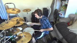 My friends over you - New Found Glory Drum cover - By Scheyjosh