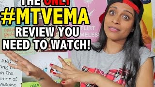 the only mtvema review you need to watch