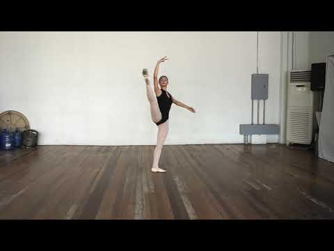 Annika Castro - Ballet Magnificat! SDI 2020 Audition Video