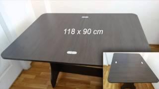 видео Где купить обеденный стол