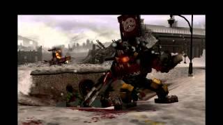Warhammer 40,000: Winter Assault - Cutscene storyline part3/4