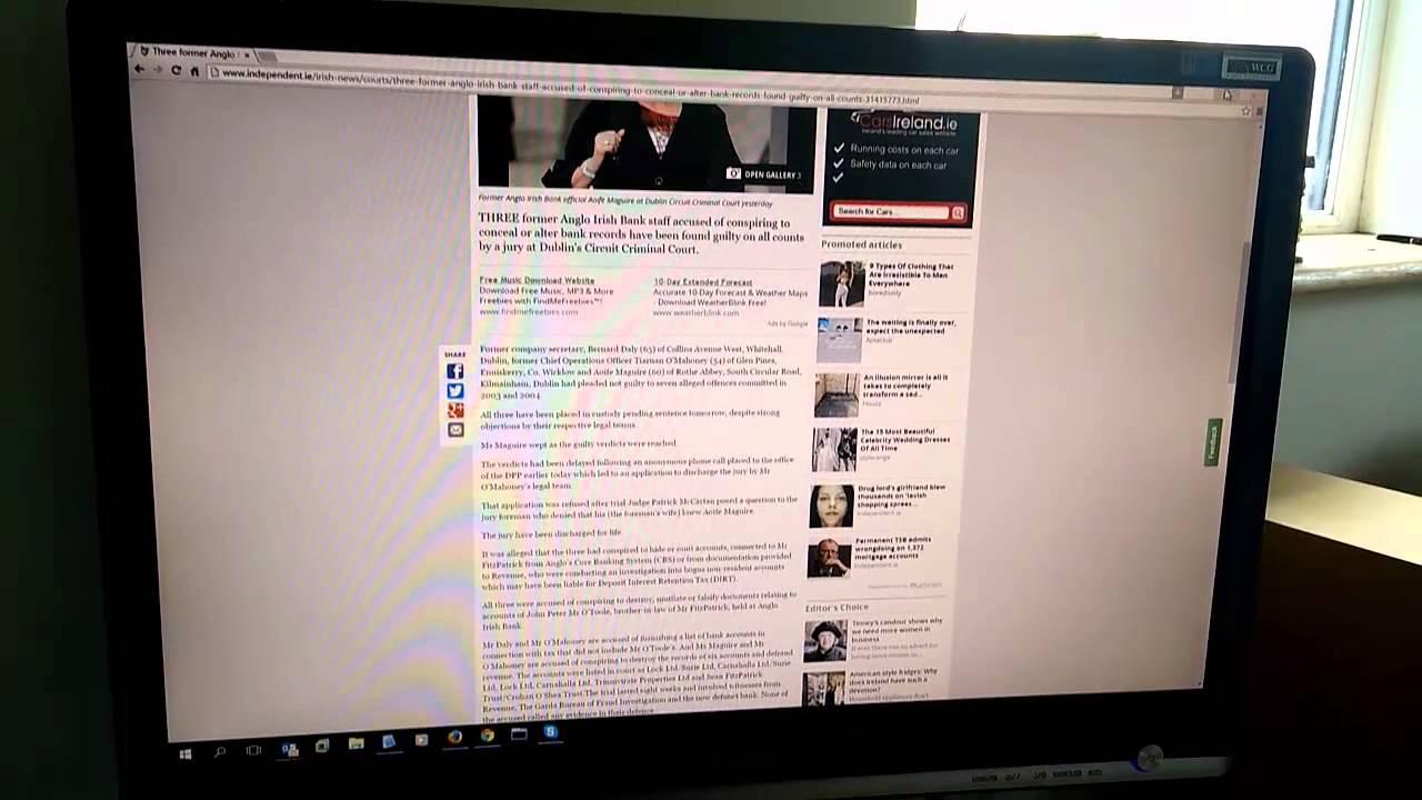 FIX: Windows 10 Extended Desktop Blurred Screen