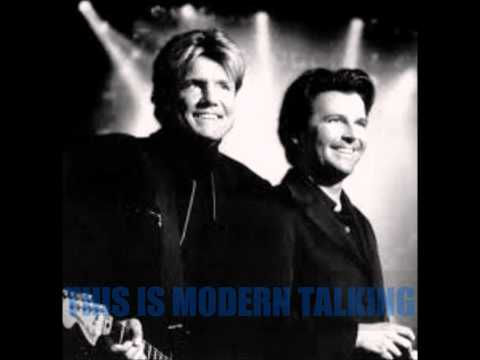 MODERN TALKING -THE MEGAMIX (DANCE VERSION) -THIS IS MODERN