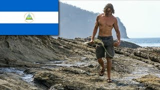 Primitive Solo Camping in Nicaragua