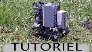 [MOC] Lego Technic RC Mini Chenillard - Tutoriel