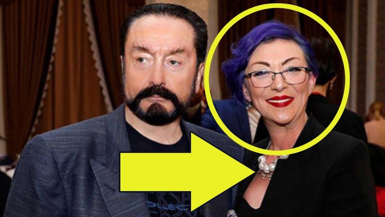 Adnan Oktar'ın yanındaki bu kadın bakın kim çıktı! - YouTube