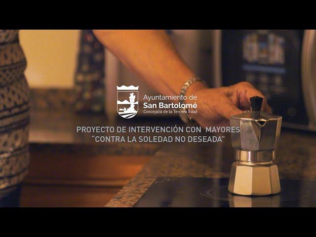 Presentación Proyecto de Intervención con Mayores