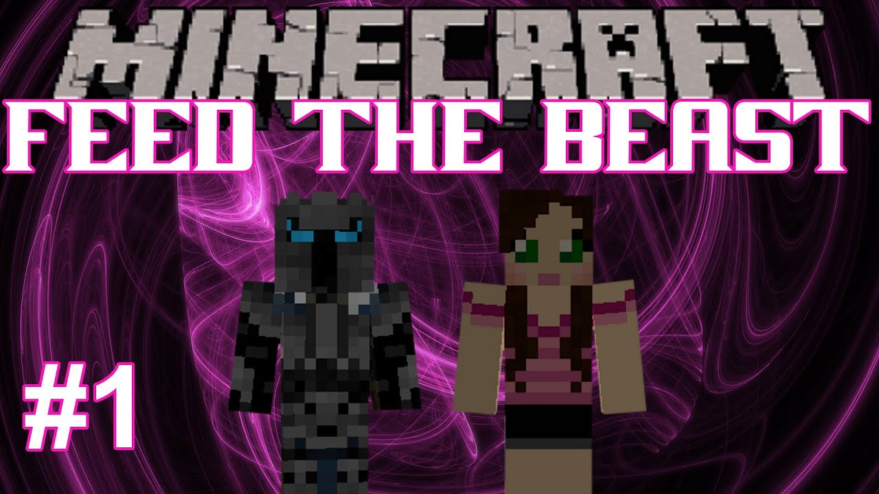 minecraft feed the beast our journey begins episode 1 youtube