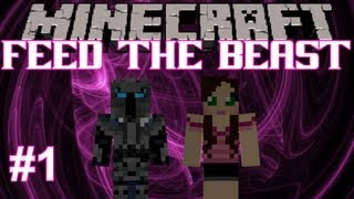 Minecraft: Feed The Beast - Our Journey Begins - Episode 1