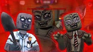 ЗОМБИ ПРЯТКИ ПРОТИВ ЛОВУШЕК! - Hide from Zombies: ONLINE