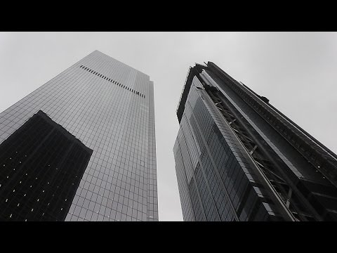 UPDATE! One World Trade Center / Three World Trade Center 4/27/2017 construction progress part 2