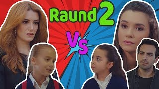 Ayla VS Demir Adam Team