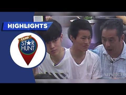 House Challengers, ipinatikim ang Pinoy food sa pamilya ni Fumiya | Camp Star Hunt
