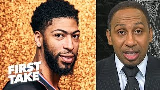 The Lakers as 2020 title favorites is 'valid' - Stephen A. | First Take